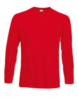 Fruit of the Loom Valueweight Long Sleeve T