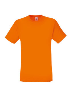 Fruit of the Loom Original T-Shirt Orange XL