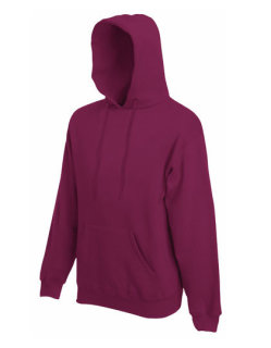 Fruit of the Loom Classic Kapuzensweat Burgundy XXL