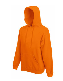 Fruit of the Loom Classic Kapuzensweat Orange XL