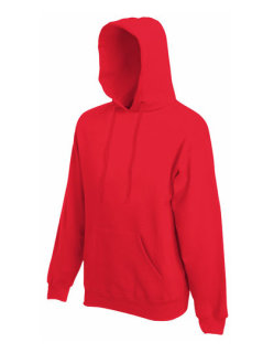 Fruit of the Loom Classic Kapuzensweat Red XXL