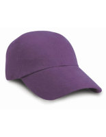 Result Headwear Kinder Heavy Brushed Cotton Cap