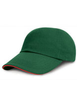 Result Headwear Heavy Brushed Cotton Cap