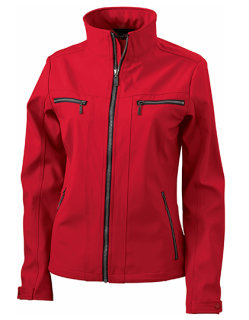 James+Nicholson Frauen Tailored Softshelljacke