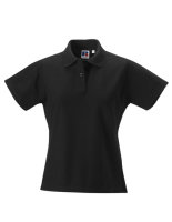 Russell Frauen Ultimate Cotton Polo
