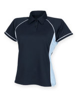 Finden+Hales Frauen Piped Performance Polo