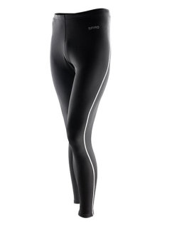 SPIRO Männer Bodyfit Base Layer Leggings