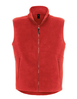 B&C Fleece Traveller+ / Unisex Red XS