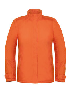 B&C Jacke Real+ Frauen Orange XL