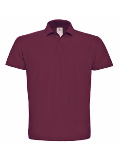 B&C Polo ID.001 / Unisex Wine 3XL