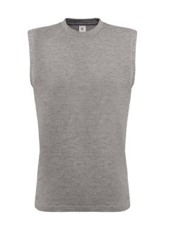 B&C T-Shirt Exact Move Sport Grey (Heather) XXL