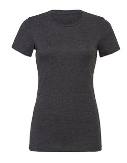 Bella The Favorite T-Shirt Dark Grey Heather S
