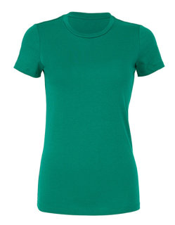 Bella Women`s The Favorite T-Shirt Kelly Green M
