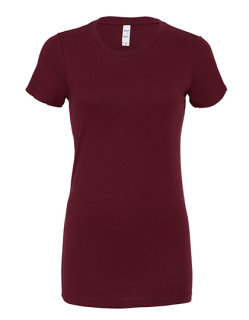 Bella The Favorite T-Shirt Maroon S