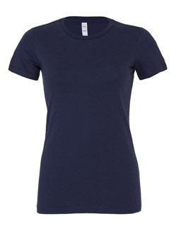 Bella Women`s The Favorite T-Shirt Navy L