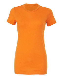 Bella Women`s The Favorite T-Shirt Orange XL