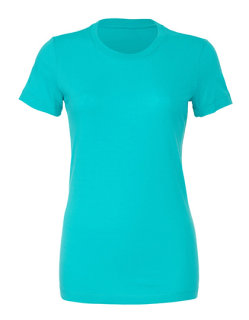 Bella Women`s The Favorite T-Shirt Teal S