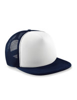 Beechfield Vintage Snapback Trucker French Navy/White One...