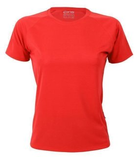 CONA SPORTS Rainbow Frauen Tech T-Shirt S Lobsterred