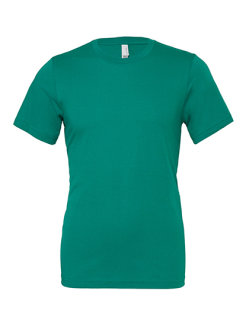 Canvas Unisex Jersey Crew Neck T-Shirt Kelly S