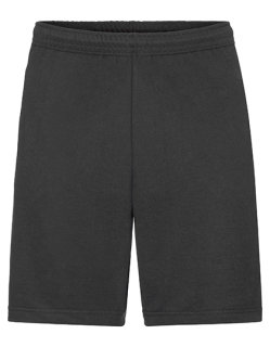 Fruit of the Loom leichte Shorts Black XL