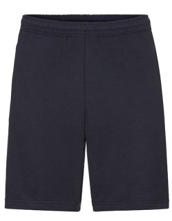 Fruit of the Loom leichte Shorts Deep Navy XL