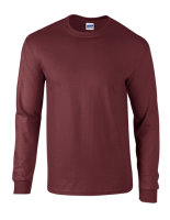 Gildan Ultra Cotton? langarm T- Shirt Maroon S