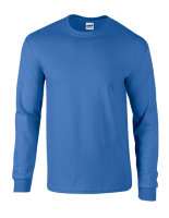 Gildan Ultra Cotton? langarm T- Shirt Royal S