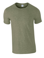 Gildan Softstyle® T- Shirt Heather Military Green M