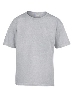 Gildan Softstyle® Kinder T-Shirt Sport Grey (Heather) XL (176)
