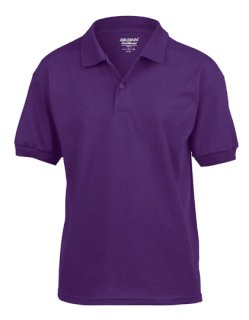 Gildan DryBlend® Kinder Jersey Polo Purple L (164)