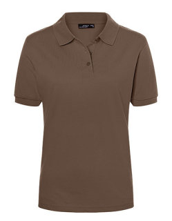James+Nicholson Classic Polo Frauen Brown XL