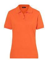 James+Nicholson Classic Polo Frauen Dark Orange M