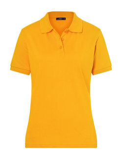 James+Nicholson Classic Polo Frauen Gold Yellow S