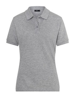 James+Nicholson Classic Polo Frauen Grey Heather S
