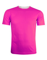 Oltees Funktions-Shirt Basic Magenta XXL