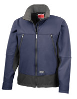 Result Activity Softshell Jacke Navy/Black M