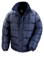 Result Core Nova Lux Padded Jacke Navy M