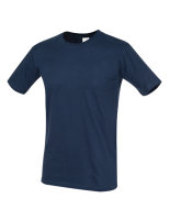 Stedman® Classic T-Shirt Fitted Navy Blue L