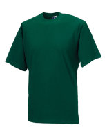 Russell Silver Label T-Shirt Bottle Green L