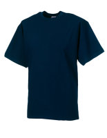 Russell Gold Label T-Shirt French Navy L