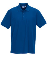Russell Männer Ultimate Cotton Polo Bright Royal XS