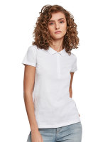 Build Your Brand Ladies` Jersey Polo