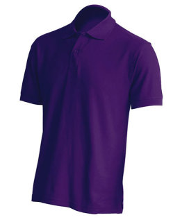 JHK Polo Regular Man Purple XS
