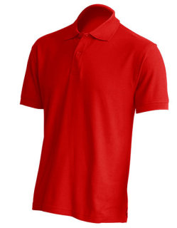 JHK Polo Regular Man Red XS