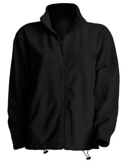 JHK Men Fleece Jacke Black XL