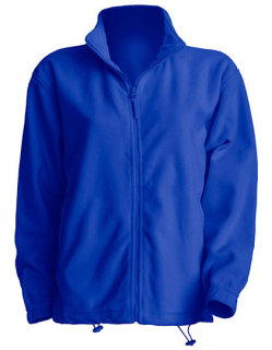 JHK Men Fleece Jacke Royal Blue M