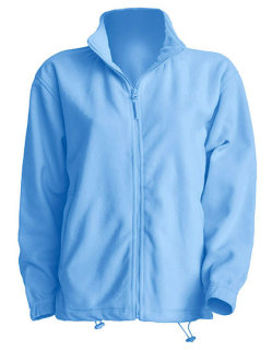 JHK Men Fleece Jacke Sky M