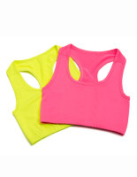 Just Cool Women´s Cool Sports Crop Top
