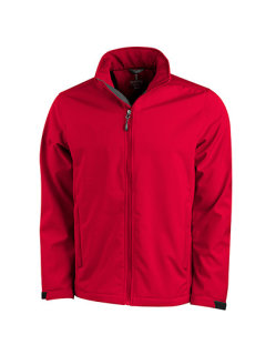 Elevate Maxson Softshell Jacket Red S